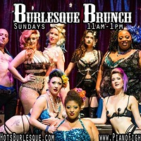 Red Hots Burlesque Brunch