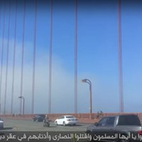 S.F. Appears in ISIS Video