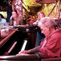 Oakland's Piano Man