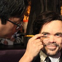 Minding His Beeswax: A Day in the Life of an Artist at Madame Tussauds