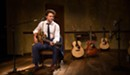 Benjamin's Scheuer Plays Six Guitars and One Audience in <i>The Lion</i>