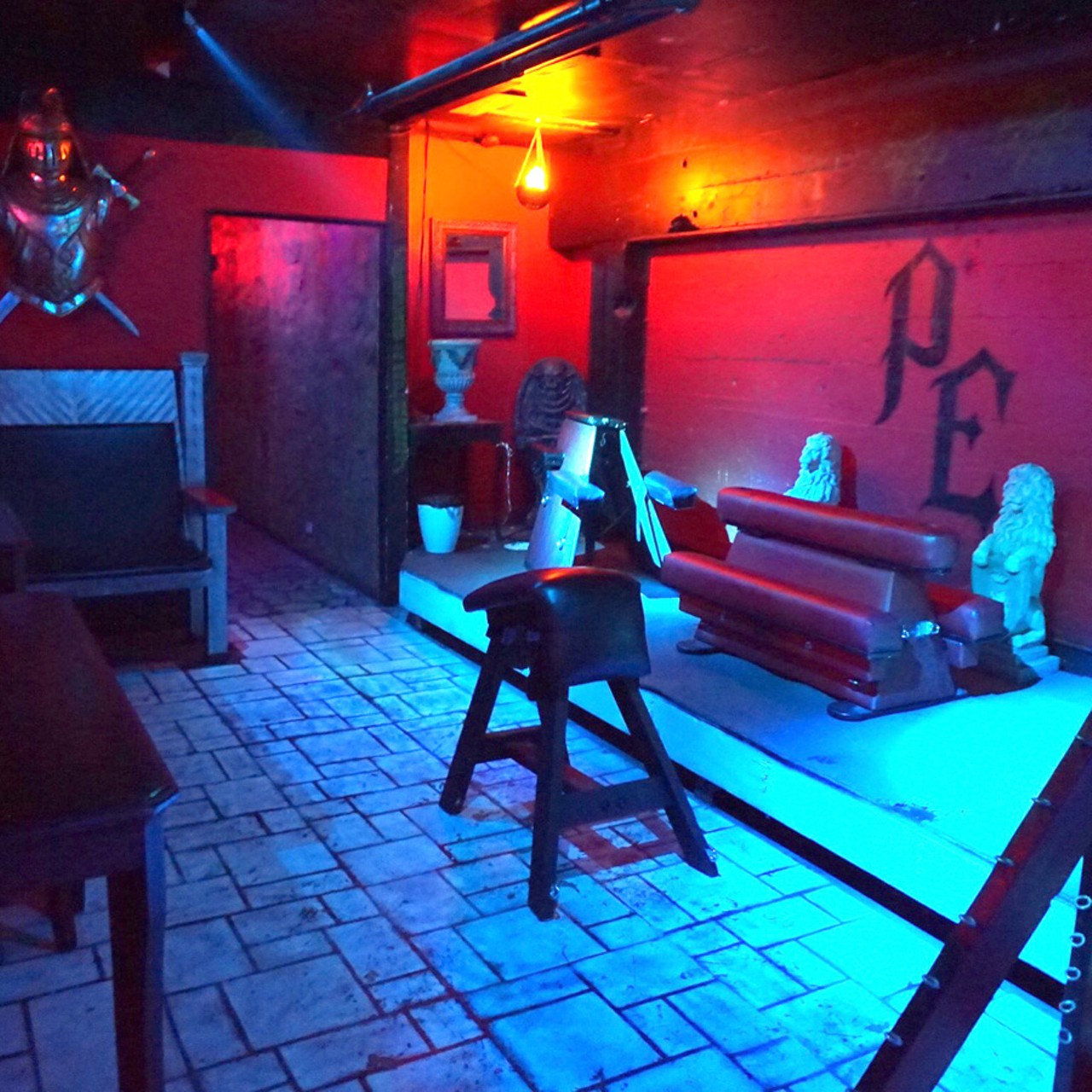 bdsm club san francisco