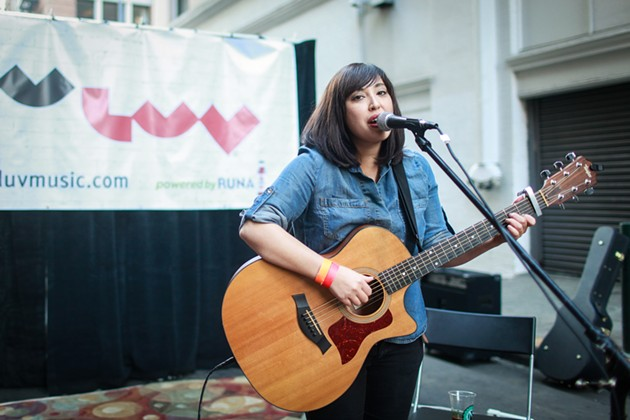 ULUV Spotlights Local Talent