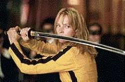 ANDREW  COOPER - Uma Thurman's Bride seeks her - revenge.