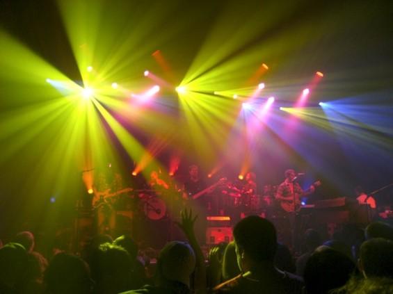 Umphrey's McGee at the Fillmore Saturday night.