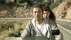 Urban Professionals on Vacation: The mediocre breakup of Isa (Nuri Bilge Ceylan) and Bahar (Ebru Ceylan) is rendered extraordinary.