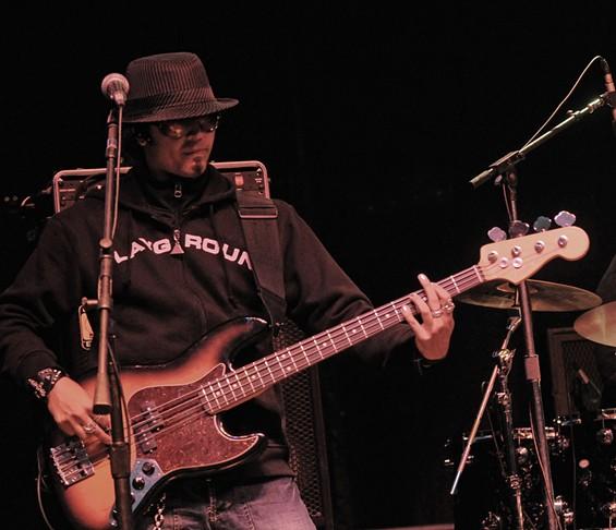 Uriah duffy live at Outside Lands 2008 - EKAPHOTOGRAPHY