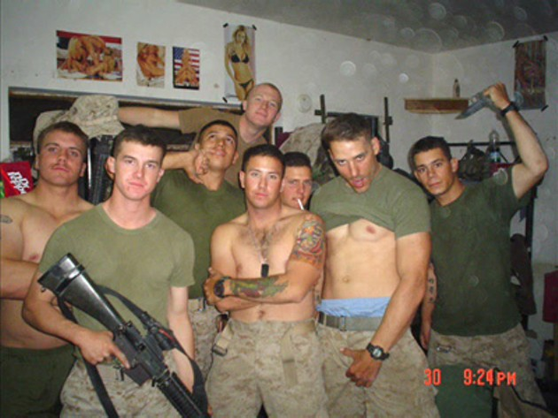 Us Marine Corps An Orgy Palace Of Stoned, Drunk, Horny Teens, New Ucsf Study -8106
