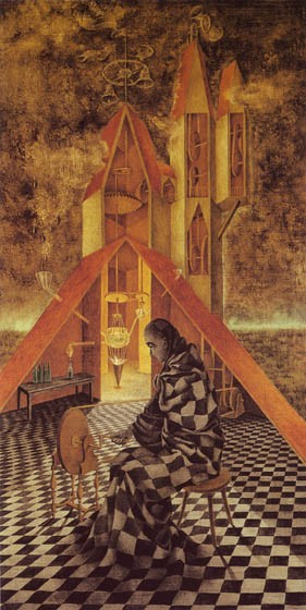Useless Science or the Alchemist - REMEDIOS VARO