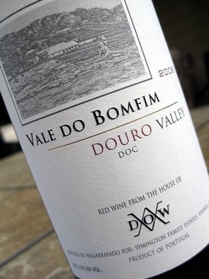 Vale do Bomfim Dry Farmed Wine