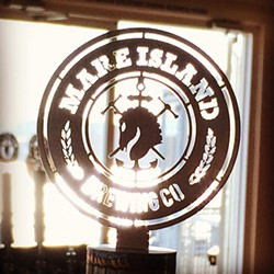 LOU BUSTAMANTE - Vallejo's new brewpub has roots in the city's Navy past.