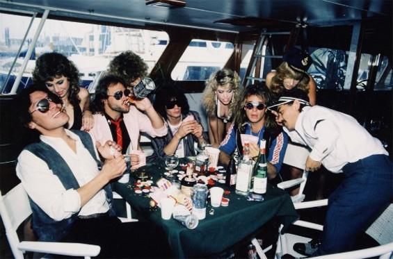 Van Halen -- Partying like it's 1983 (actually).