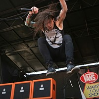 Vans Warped Tour @ AT&T Park Lot A