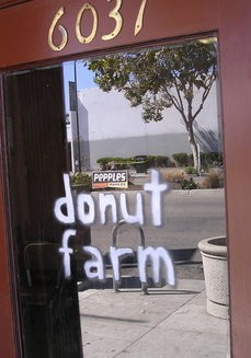 Vegan breakfast down on the Farm. - JOHN BIRDSALL