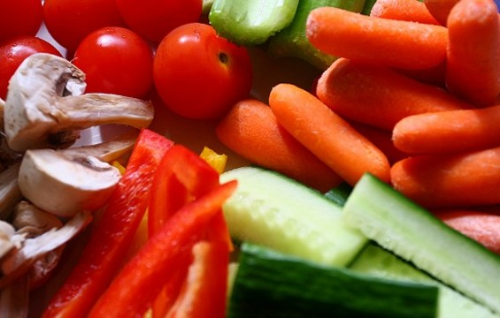 Veggies: so hot next year. - FLICKR/MARTIN CATHRAE