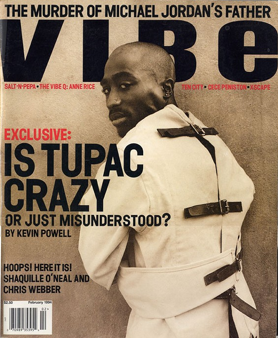 Vibe's First Cover - SHAWN MORTENSEN