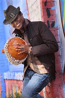 SEQUOIA EMMANUELLE - Victor Sila runs for funk.