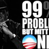 "Video: This Obama ""99 Problems (But Mitt's Not One)"" Mashup Is Required Watching"