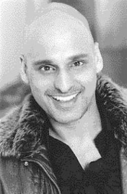 Vidur Kapur: Indian. Gay. Funny.