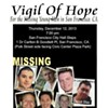 Vigil Planned for Men Missing in San Francisco