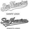 "Giants Barred From Trademarking ""San Francisco"" Logo"