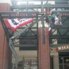 Bye-Bye Bunting: Giants' Ballpark Drops Opening Day Gaieties