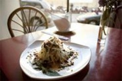JAMES  SANDERS - Warning: If you try the papaya salad, you'll probably want seconds.