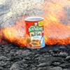 Watch a Can of Chef Boyardee Slowly Devoured By Lava in Our New Favorite Video