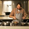 Watch State Bird Provisions' Stuart Brioza Fry a Whole Quail