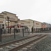Watch This Pedestrian Dart in Front of a Speeding Caltrain (VIDEO)