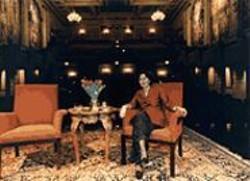 GREG  FLEISCHER - Watch This Space: Sydney Goldstein at the Herbst - Theatre.