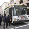 How Often Are Bikes Stolen from Muni Buses?