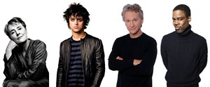Waters, Armstrong, Maher, Rock: This ain't the new Green Day lineup. - EATER.COM