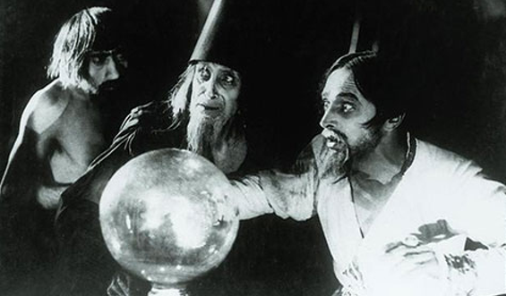WaxWorks, a silent German Expressionist film from 1924 will be reimagined with a modern score of musical madness...