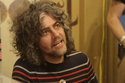 CHRISTOPHER VICTORIO - Wayne Coyne at Aquarius