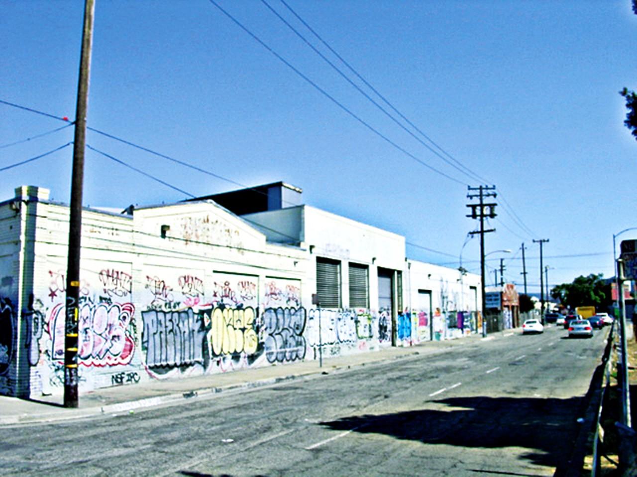 graffiti and gender essay