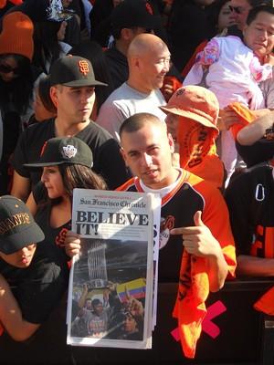 We believe it - JOE ESKENAZI