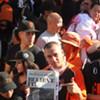 Giants Parade: an Orange Revolution