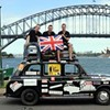 Honk for Hannah: British Taxi to Stop in S.F. for World-Record Roadtrip