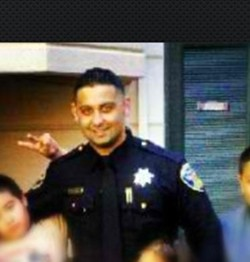 We have a do-gooder in our midst. - COURTESY OF SFPD VIA HTTP://SF-POLICE.ORG/