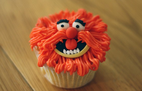 We only wish we could find an Animal cupcake somewhere in S.F. - FLICKR/CJ ISHERWOOD