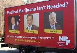 We pot more than we need politicians