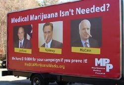 We pot more than we need politicians