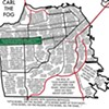 Urbane's Social Map of San Francisco