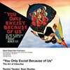 "Weekend Art Opening: ""You Only Excist Because of Us"" at Giant Robot"