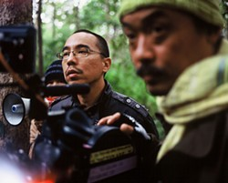 """Weerasethakul says, """"My work is for me. It's my own personal diary."""""""