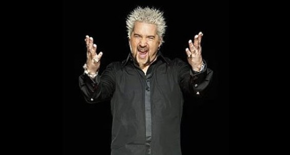 We're just going to assume it's obvious why we don't like Guy Fieri