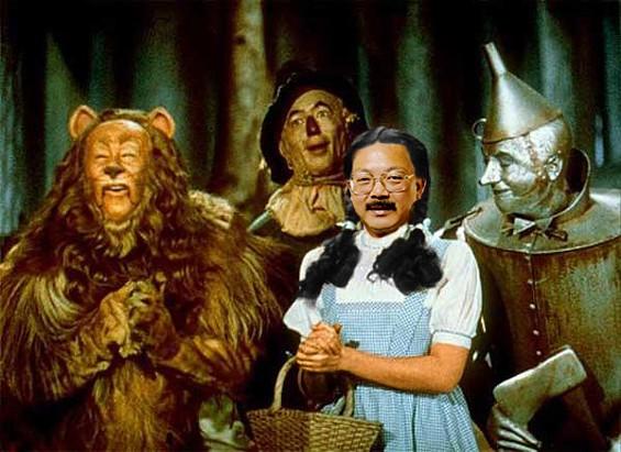 """We're out of the woods, we're out of the woods, we're out of the woods..."""