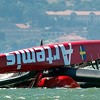 "America's Cup: Sailor Refers to Boats as ""Godforsaken Deathtraps"""