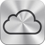 What do you see in the iCloud?